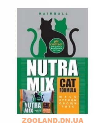Nutra Mix Hairball Нутра Микс выведение шерсти