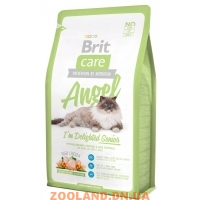 Brit Care Cat Angel I am Delighted Senior Брит для пожилых кошек