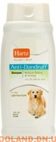 Hartz Anti-Dandruff Shampoo for Dogs