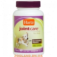 Hartz Joint Care for Dogs Харц глюкозамин с витамином С