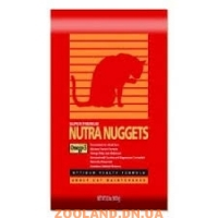 Nutra NUGGETS Hairball Control Нутра Нагетс для всех пород и возрастов