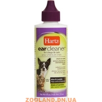 Hartz Ear Cleaner for dogs and cats