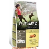 Pronature Holistic Puppy Growth All breed Пронатюр Холистик для щенков, курица с бататом