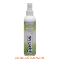 Tropiclean Baby Powder Cologne Тропиклин Дезодорант-антистатик Детская пудра