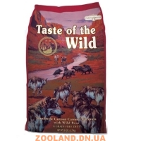 Taste of the Wild Outhwest Canyon Canine Тест Оф Зе Вайлд с мясом дикого кабана
